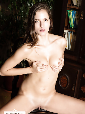 MC-Nudes  Silvie Luca  Brunettes, Boobs, Breasts, Tits, Beautiful, Erotic, Softcore, Legs, Teens, Young, Solo