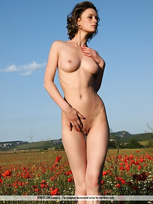 FemJoy  Abby  Beautiful, Funny, Park, Natural