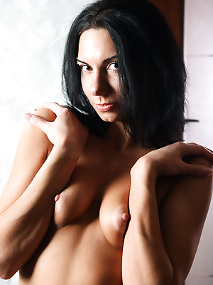 avErotica  Sandra  Amateur, Brunettes, Boobs, Breasts, Tits, Erotic, Teens, Skinny, Solo